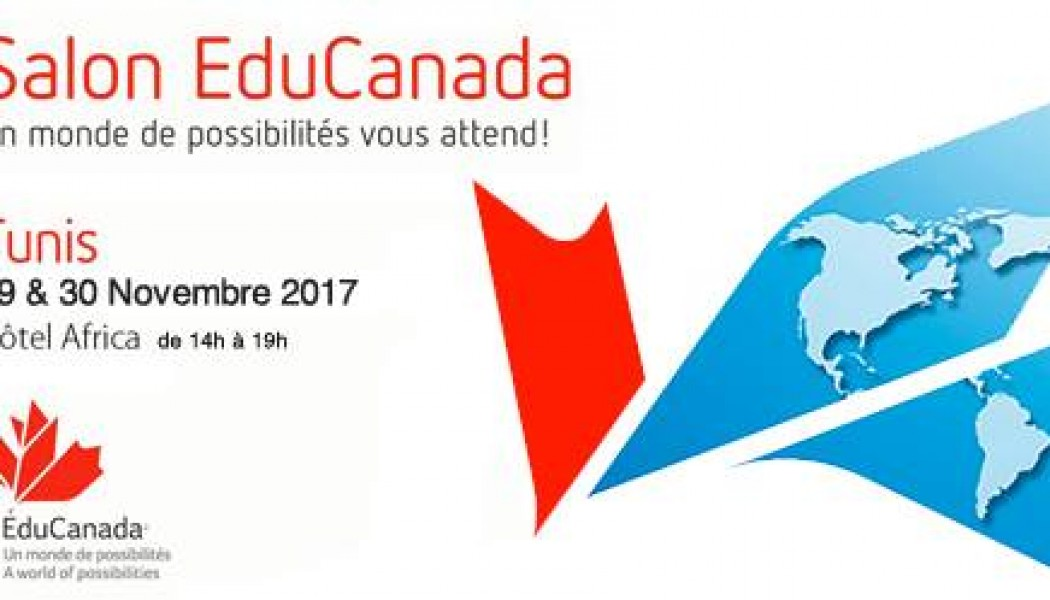 Salon EduCanada Tunis