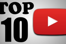top 10 Music Youtube.