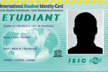 Carte Etudiant Internationale (ISIC Tunisie)