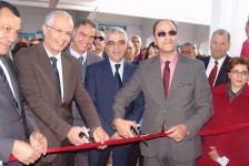 Université de Tunis El Manar : Inauguration du Centre Médical Universitaire « Tawhida Ben Cheikh