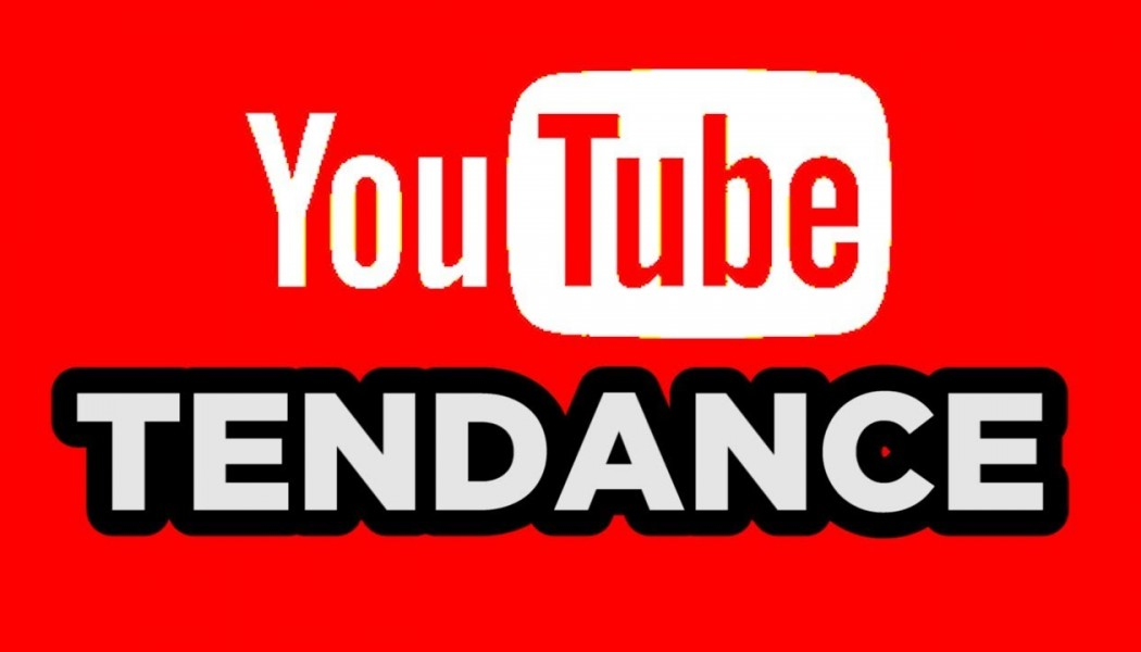 Tendance Youtube Tunisie