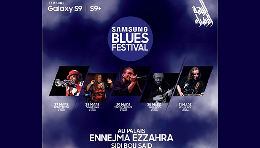 Samsung Blues Festival (A Sidi Bou Said)