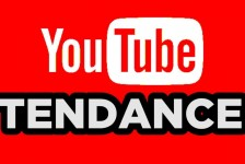 Tendance YouTube mars 2018