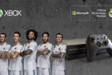 Microsoft : une Xbox One X édition Real Madrid à gagner